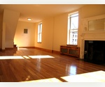 LET THE SUN SHINE IN! WOW! INCREDIBLE 3 BR DPLX, 2 BA, H/O, TERRACE!